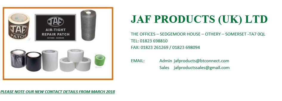 JAF Products (UK) LTD